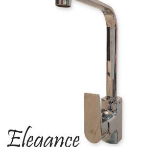 Jednoručna Marbomil slavina za sudoperu Elegance hrom