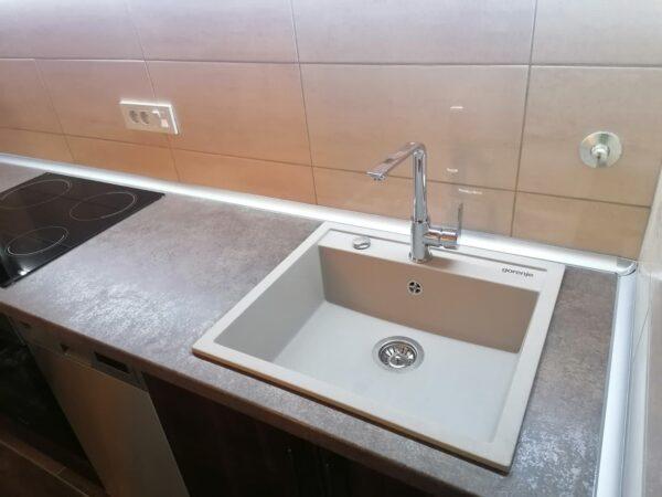 Gorenje granitna sudopera KM 15 bež