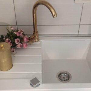 Gorenje granitna sudopera KM 21 bela