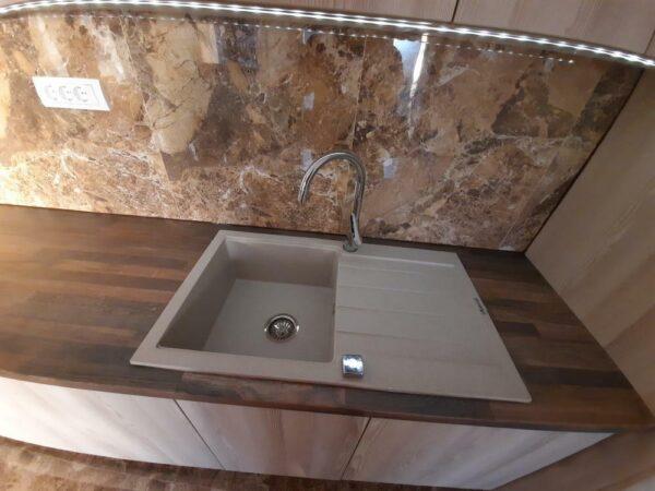 Gorenje granitna sudopera KM 21 bež