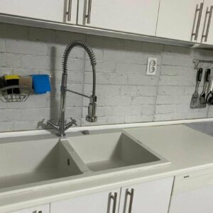 Bela granitna sudopera Gorenje 86 2B