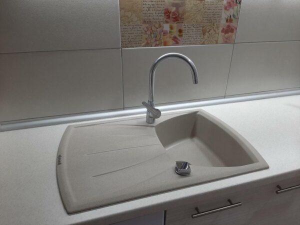 Granitna sudopera Gorenje KVE 451 bež