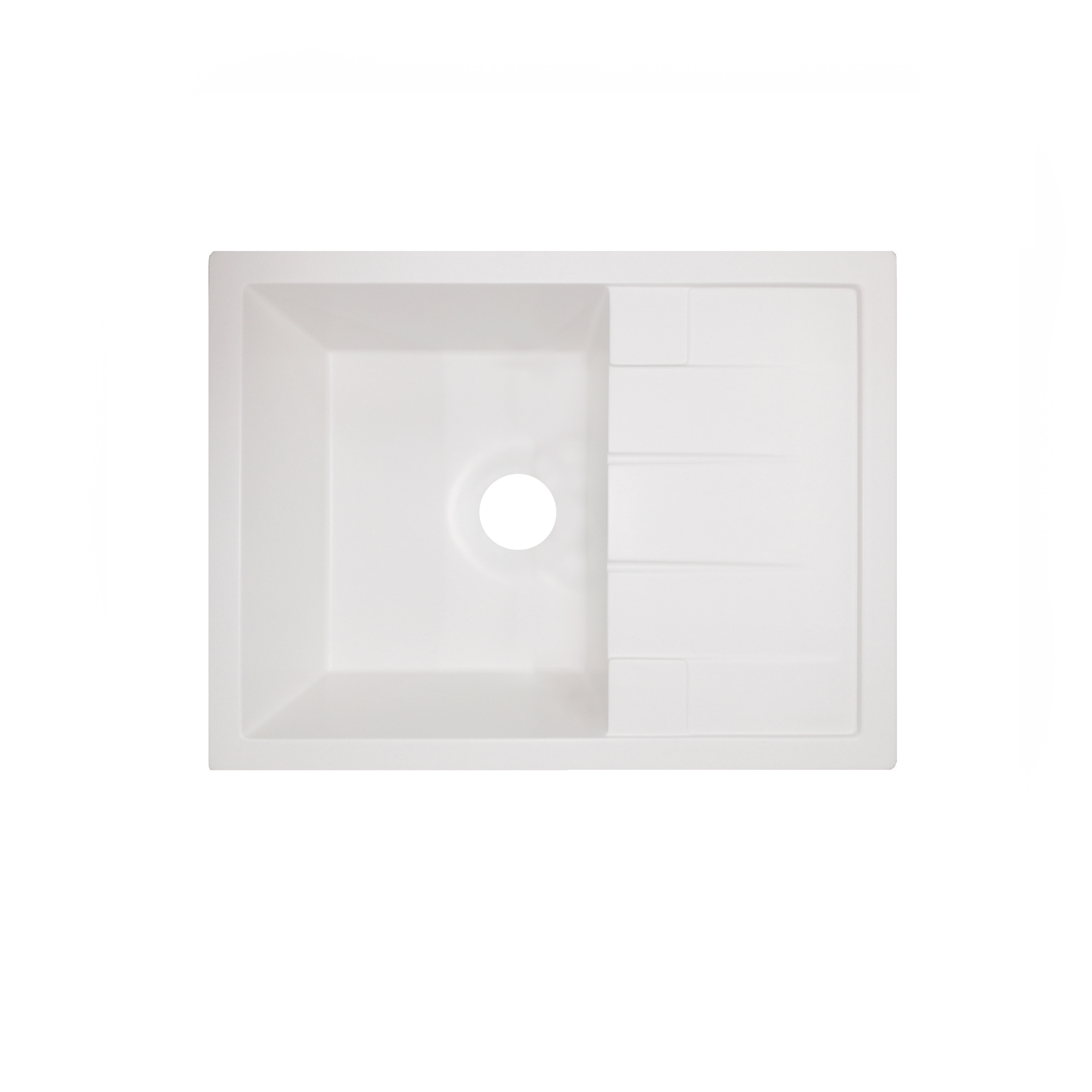 Granitna sudopera Gorenje KM 45 bela