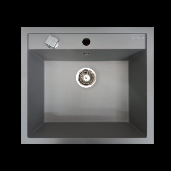 Granitna sudopera Gorenje KM 15 siva