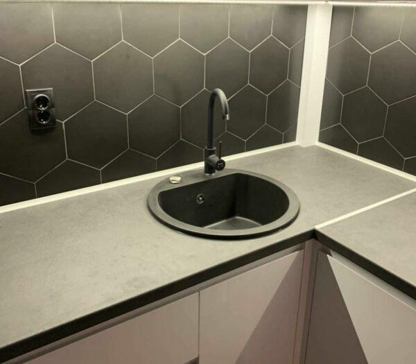 Granitna sudopera Gorenje KM 12 karbon
