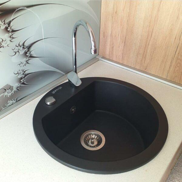 Gorenje granitna sudopera KM 12 karbon