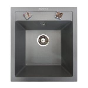 Gorenje granitna sudopera Simply 4 siva