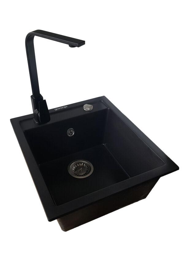 Gorenje granitna sudopera Simply 4 karbon