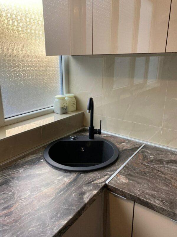 Ugradna granitna sudopera Gorenje KM12 karbon