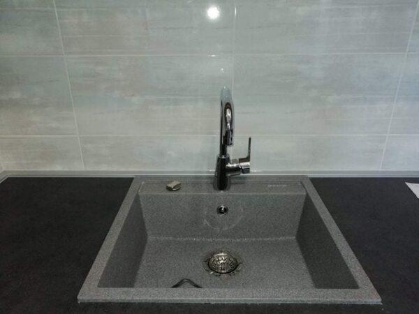 Gorenje granitna sudopera KM 15 granit crna antracit