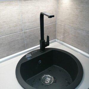 granitna sudopera km12 karbon gorenje
