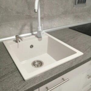 granitna sudopera simply4 bela minotti bela slavina dozer za tečnost